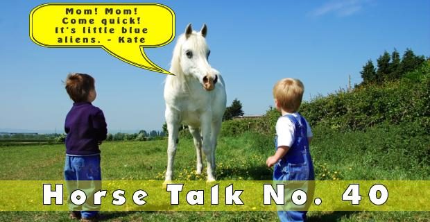 Horse Talk 40 Answer