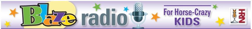 Blaze Radio Banner