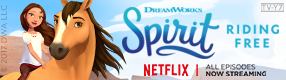 Spirit Riding Free Now Streaming